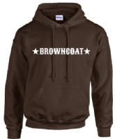 BROWNCOAT HOODIE - INSPIRED BY FIREFLY